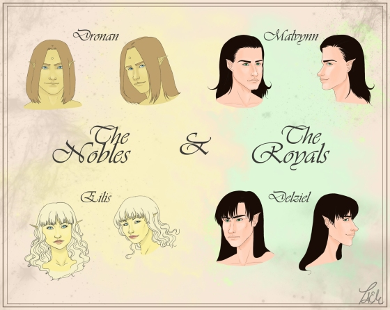 The Nobles and The Royals